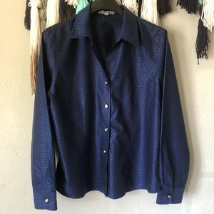 Foxcroft - Workwear button down shirt non-iron